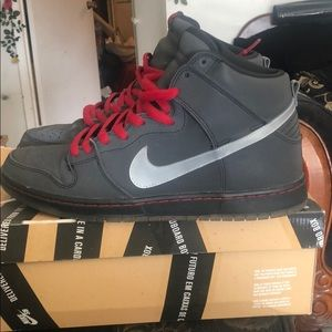 Nike SB dunk all 3M 2012 release